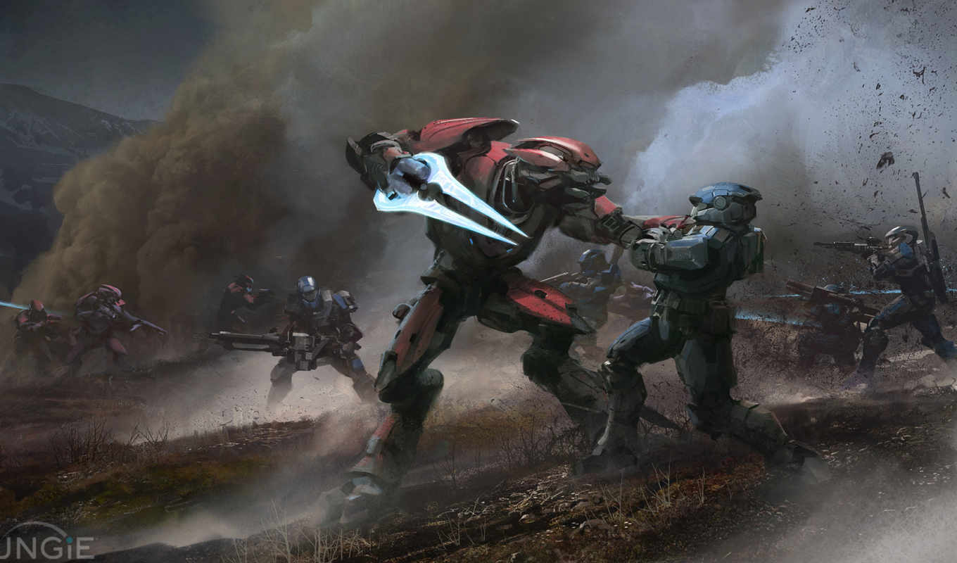 halo, reach, games, fantasy, video, game, игры, battle, images,