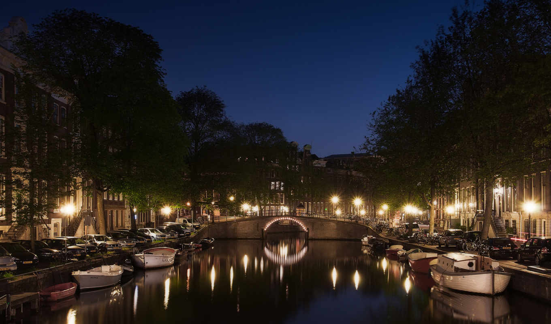 desktop, holland, amsterdam, улица,