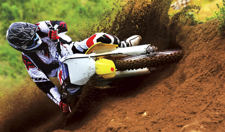 мотоциклы, кросс, лес, motorbikes, motorcycles, everything,