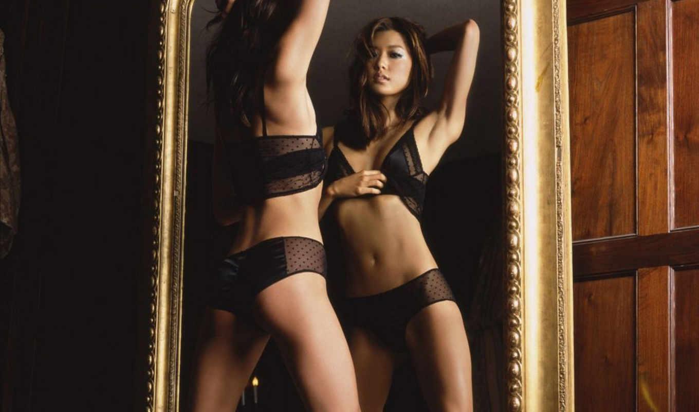 greis park, grace, lingerie, sexy, черное белье, celebrity, photos,,