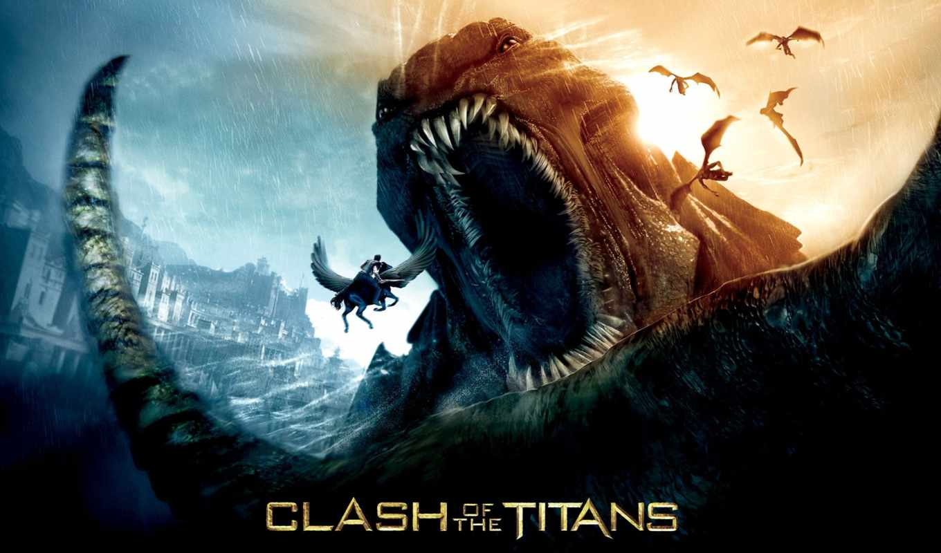 clash, titans, kraken, background, download, битва, walls, not, this, movies, desktop,