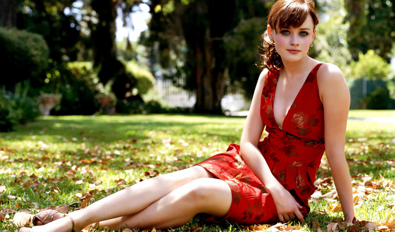 bledel, aleis, nude, pictures,