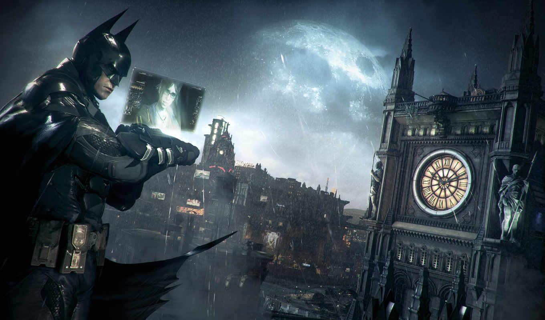 arkham, batman, рыцарь, one, new, xbox,