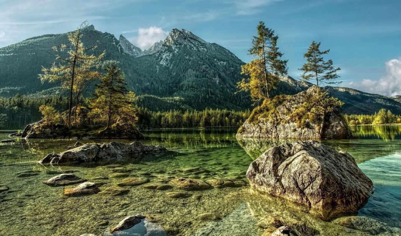 adbhut, pine, горы, озеро, cheleti, water,