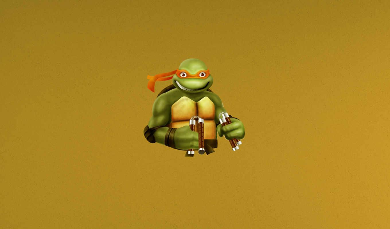 ninja, черепашки, mutant, teenage, turtles,