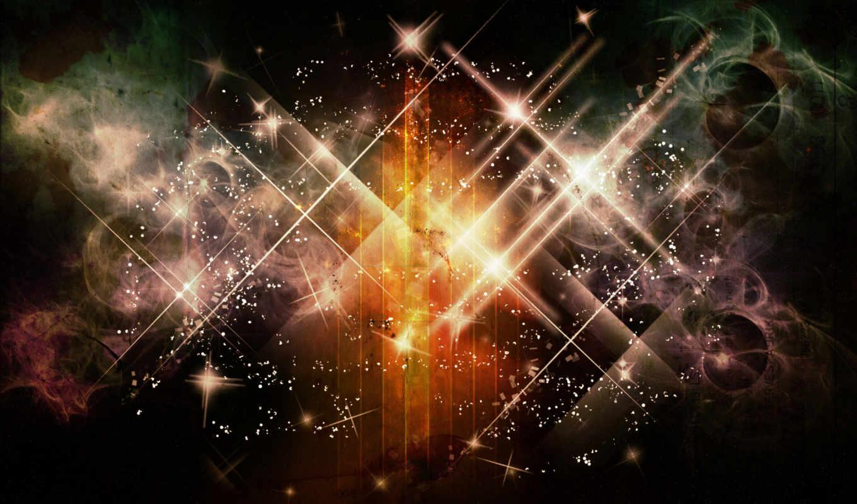 туман, дымка, abstract, дым, звезды, линии, star, наклейка, сгусток,,