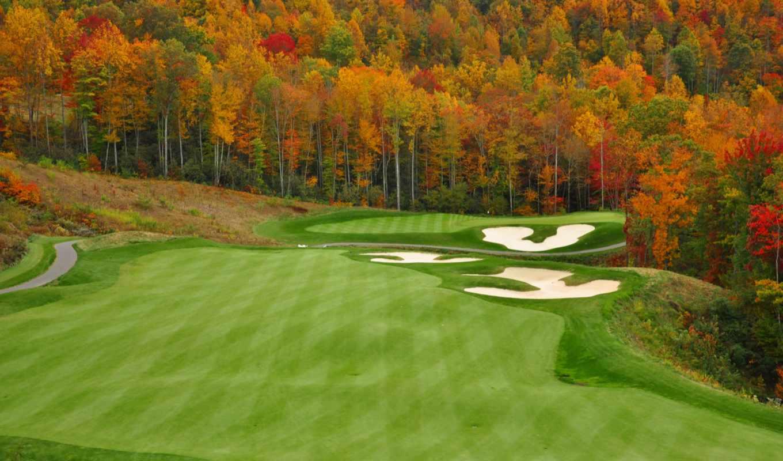 golf, курс, гора, stock, photos, free, сахар, royalty, осень,