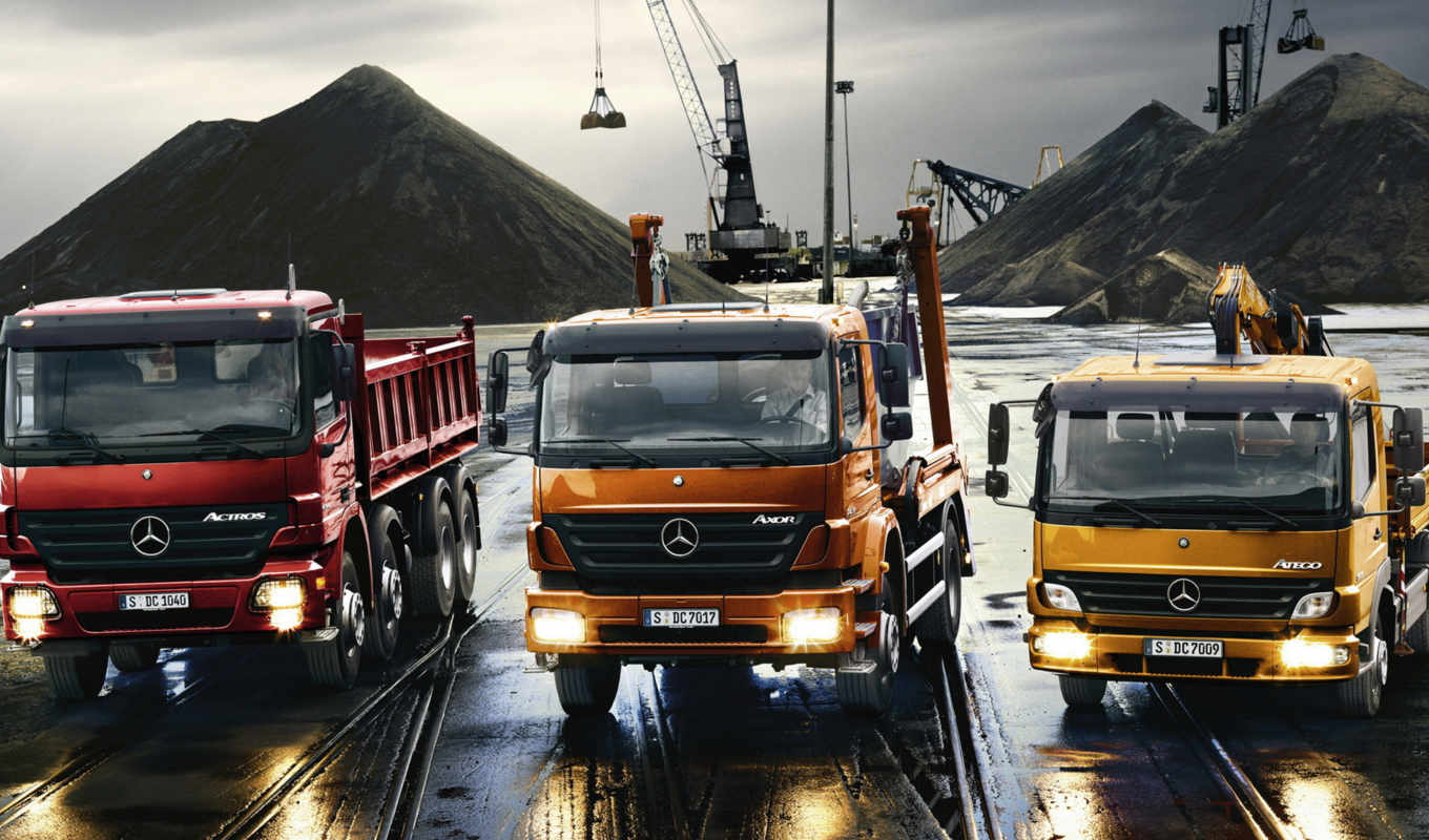 benz, mercedes, atego, views, lkw,