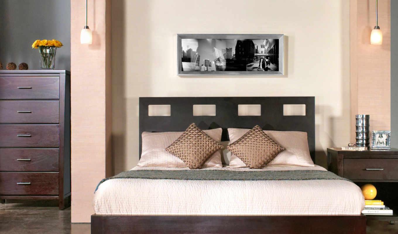 спальни, стиле, кровать, кровати, ремонт, выбрать, заказать, стиль,