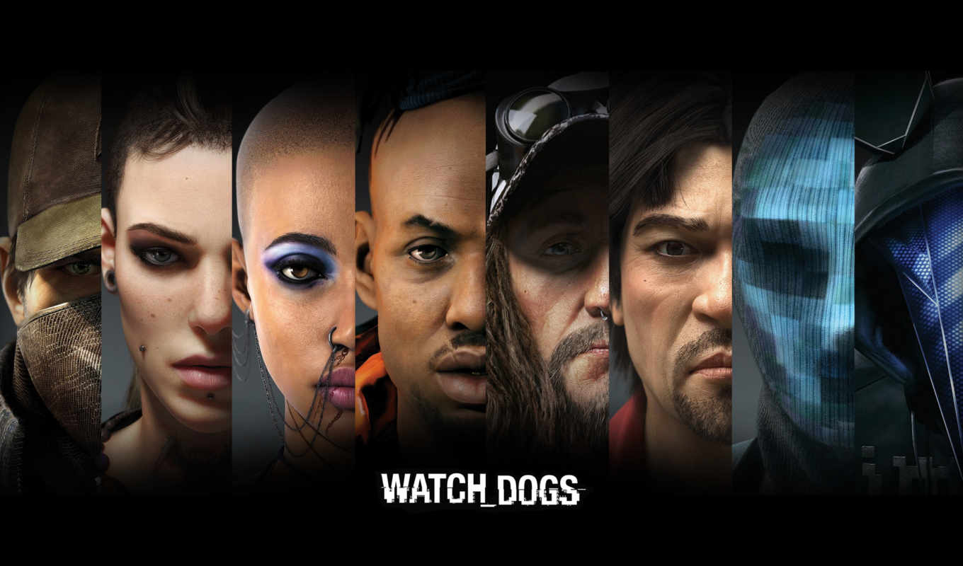 assassin, creed, dogs, watch, ubisoft, игры,