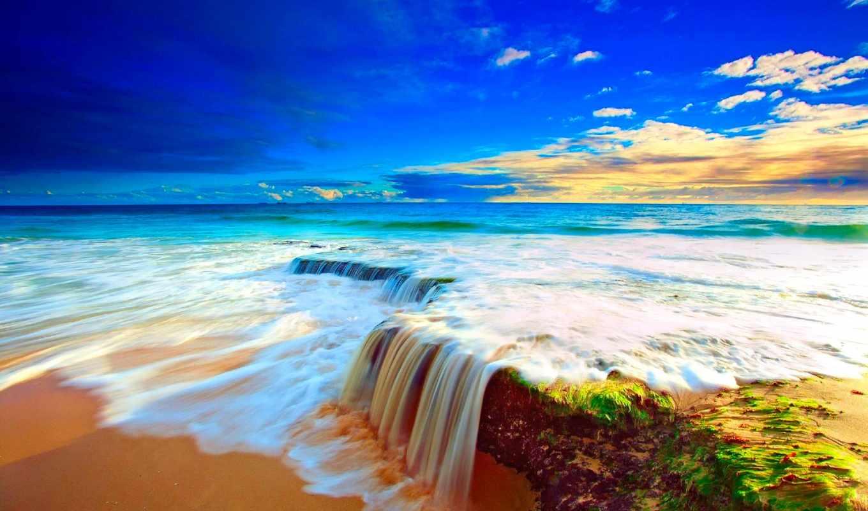 ocean, desktop, фон, pictures, free, коллекция,