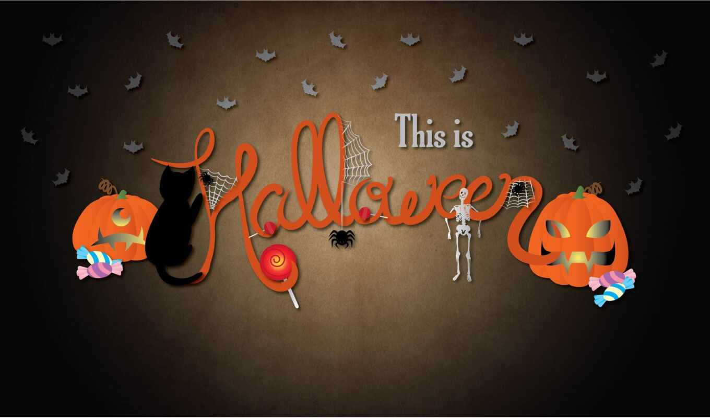 halloween, праздник, тыква, free