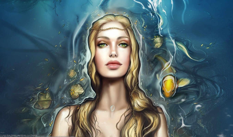 fish, венера, женщина, star, мужчина, путь, telce, который