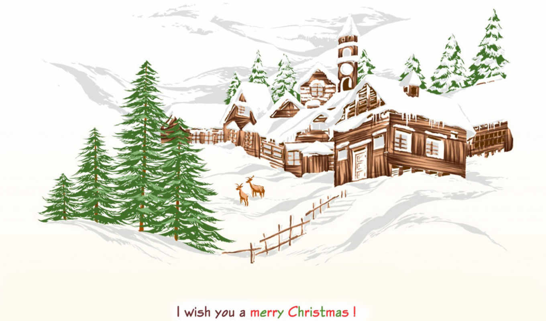 декабря, открыток,