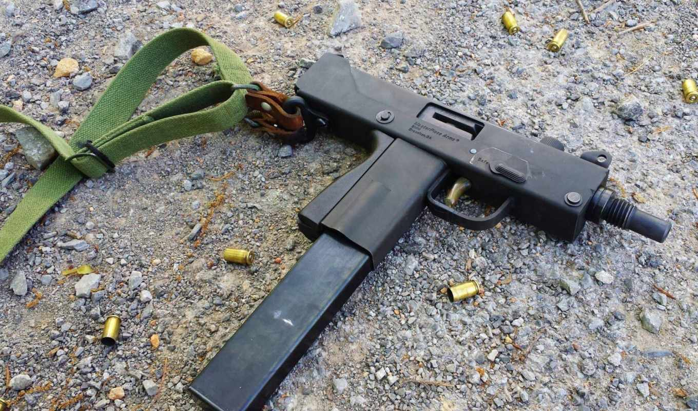 with, guns,