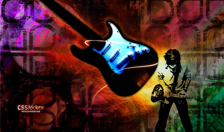 гитара, музыка, rock, nexus,