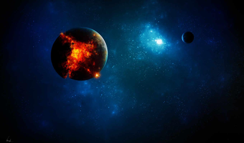 land, cosmos, планеты, свет, картинка, звезды, апокалипсис, уничтожение, sun, planet,