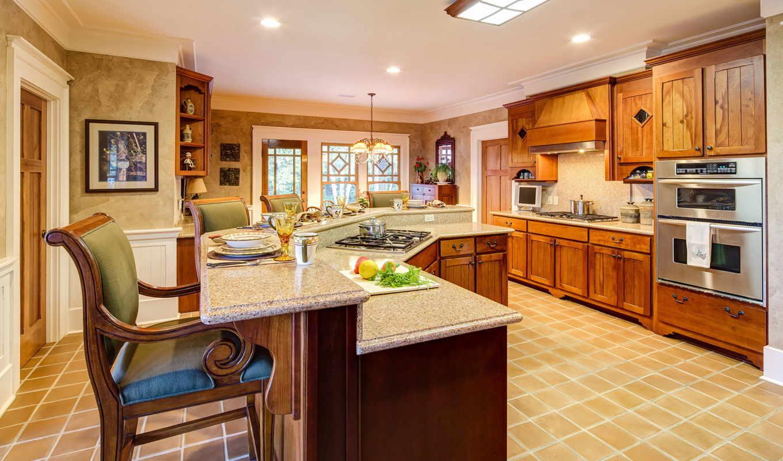 wooden, интерьер, kitchen, images, looks, home, handicraft, фото,