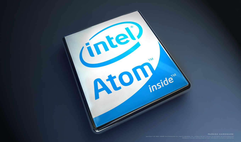 intel, core, duo, лого, 3Д, прямоугольный