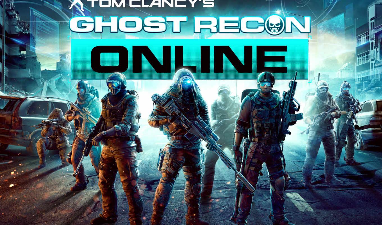 ghost, recon, tom, online, clancy, игры,