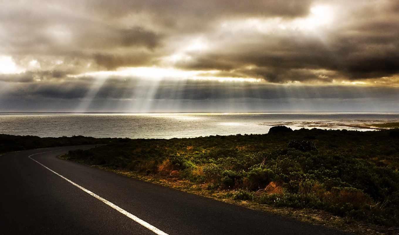 дорога, море, свет, wallpaper, road, free, hd, wallpapers, мальчиков, игрушки,