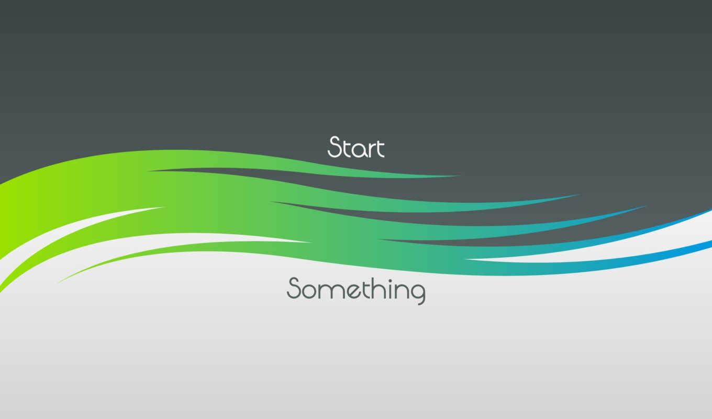 минимализм, слова, выражение, start,