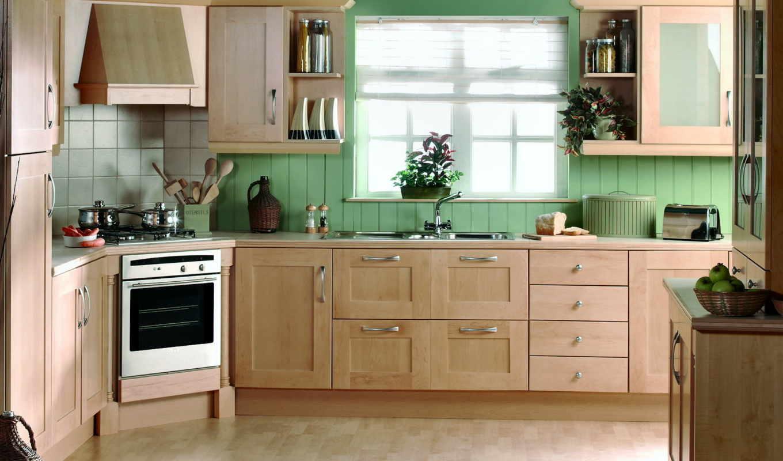 яркие, кухни,