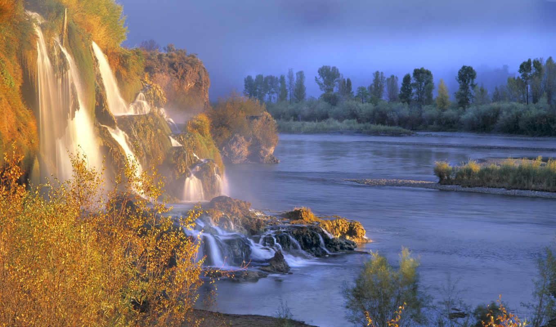 idaho, водопад, waterfalls, snake, webshots, gallery,