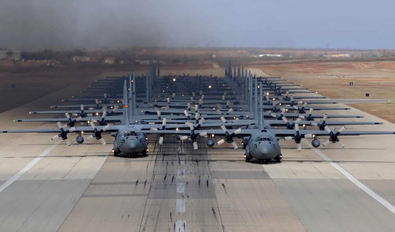 hercules, plane, военный, транспорт, площадь, посадка, авиация, пассажирский, present, супер