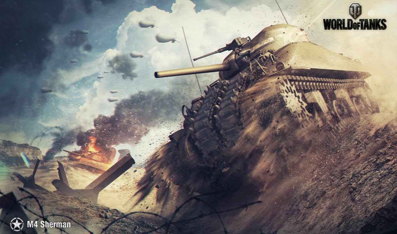 tanks, world, игре,