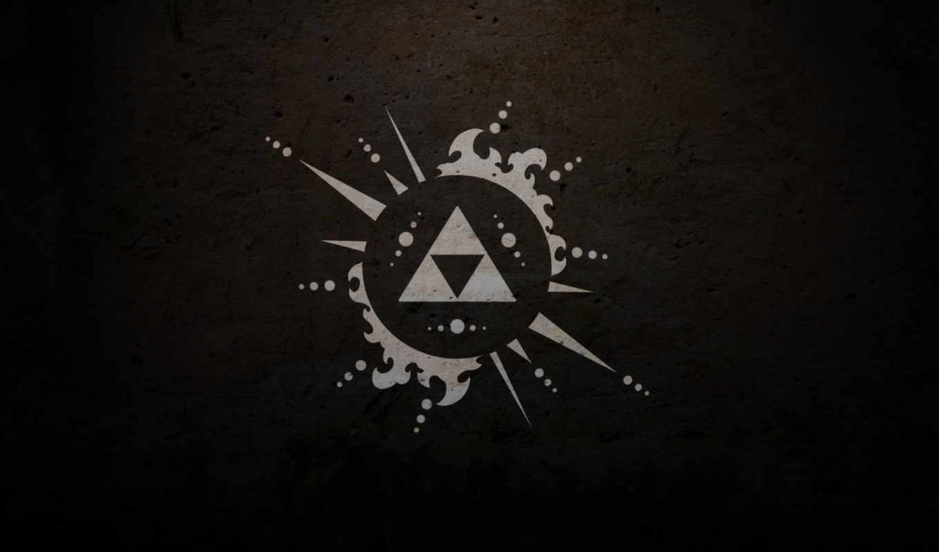 black, video, game, background, with, enigma, tagged, legend, donate, zelda, triforce, taskbar,