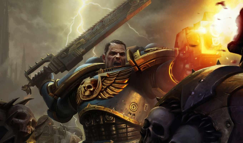 warhammer, war, рассвет, relic,