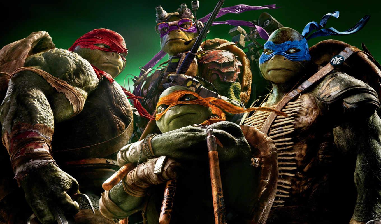 ninja, mutant, teenage, turtles, shadows, out, will,