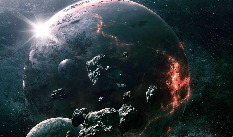 астероид, cool, free, взгляд, high, качество,
