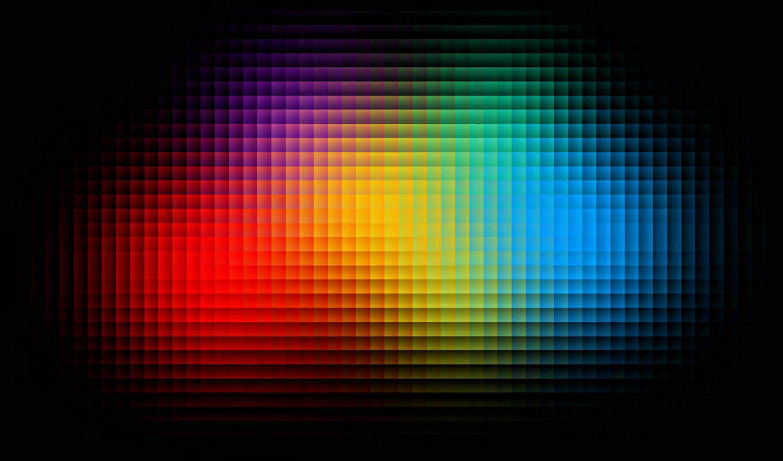 pixel, black, gradient, ультраширокий, монитор, red, фон
