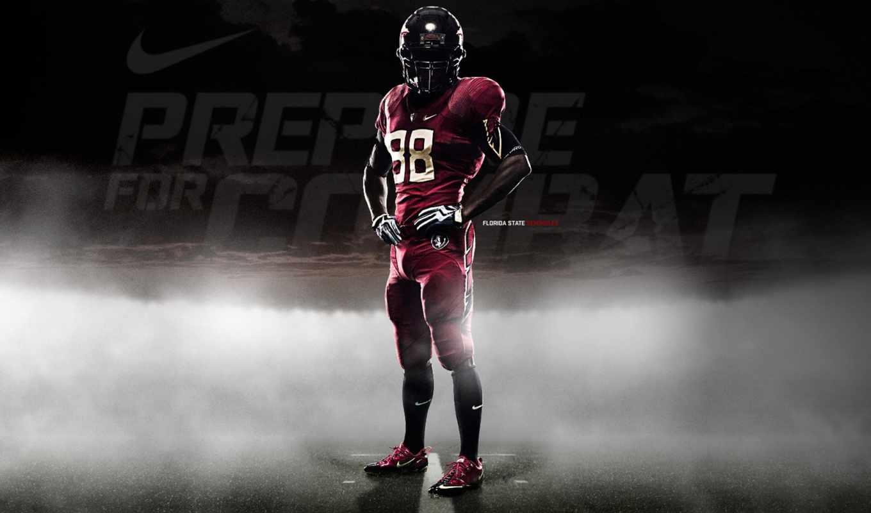 американский, футбол, шлем, state, florida, seminoles, спортсмен, this, desktop, картинку,