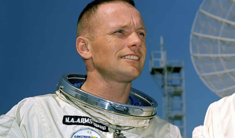 армстронг, нил, астронавт, мужчина, впервые,