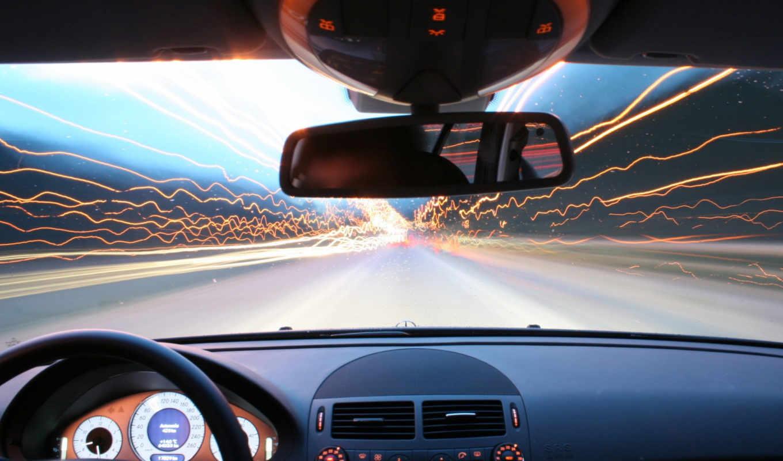 авто, скорость, lines,