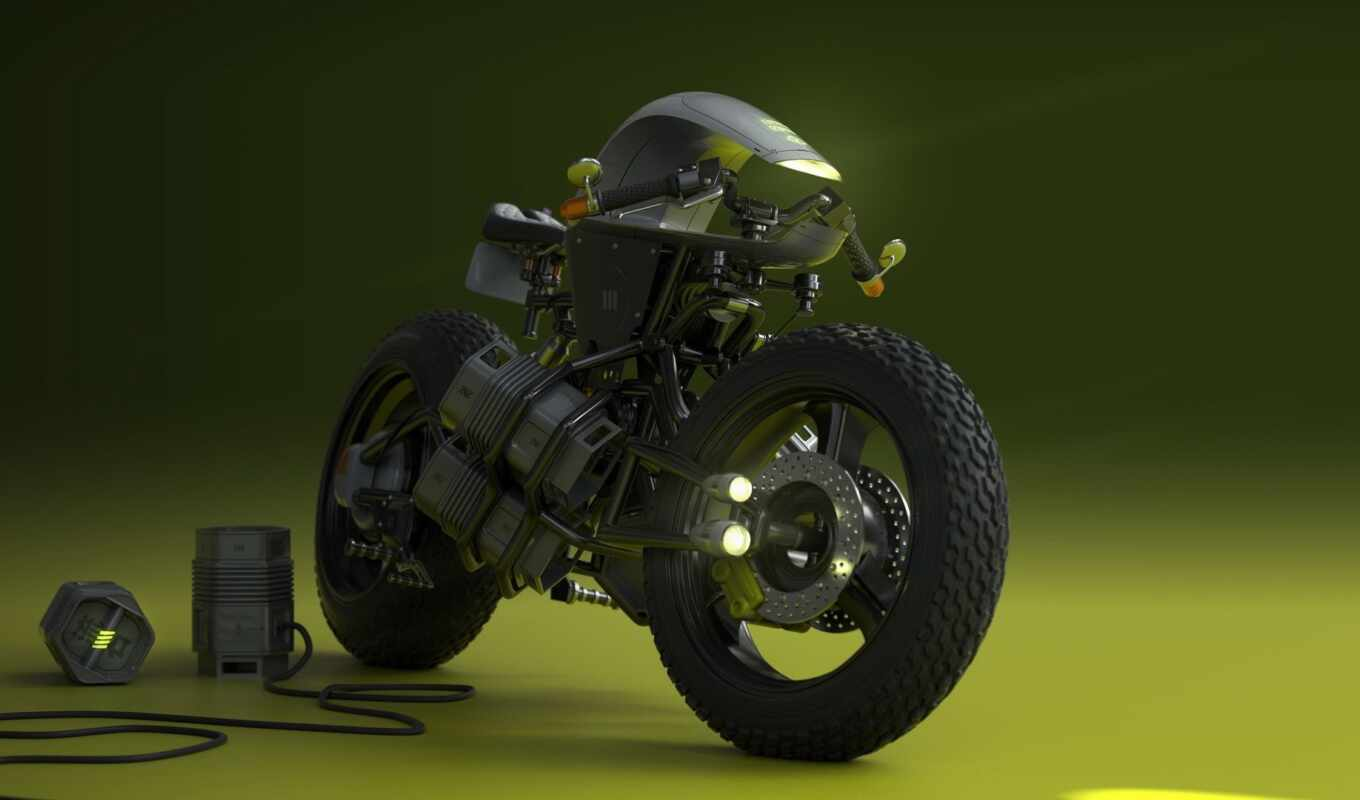 chopper, тематика, мотоцикл, matt, motor, bike, concept, electric, davidson, harley
