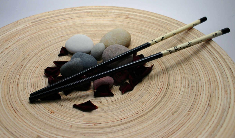 япония, широкоформатные, лепестки, art, стиль,