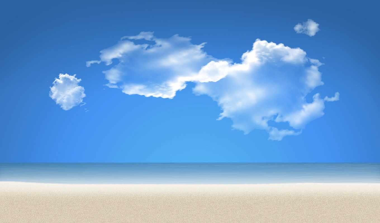 beach, пляж, wallpaper, dimage, blue, wallpapers, sky, показывать, and, mix, эротику, desktop, ii, природа, cloudy, море, песчаный, home, обоев,