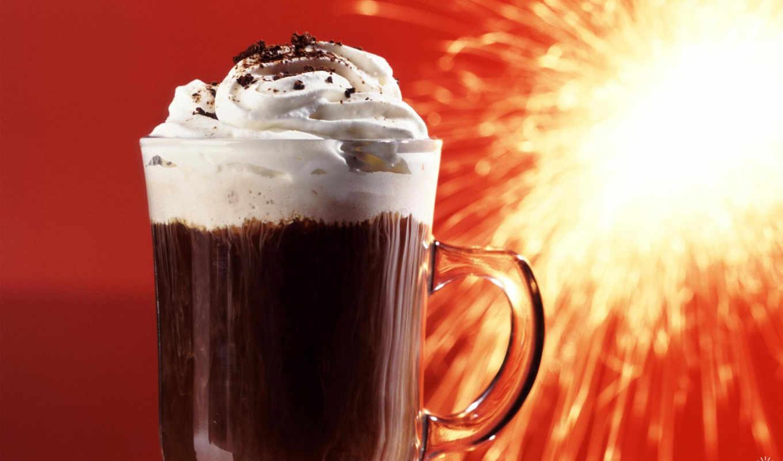 кофе, напиток, напитки,