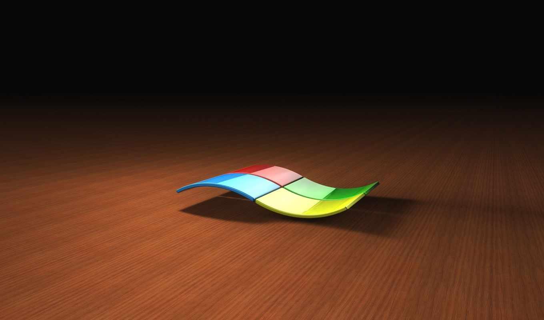windows, download, logo, wooden, картинка,