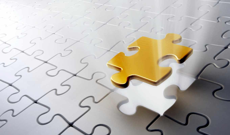 пазл, art, puzzle, missing, элемент, found, designer,