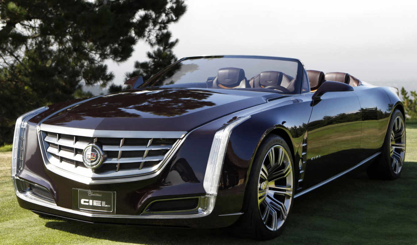 cadillac, ciel, автомобиля, car, height, length, mile, мм,