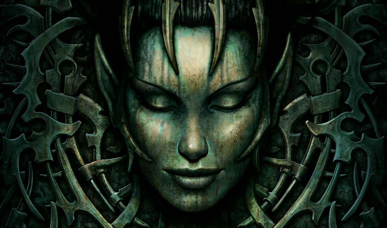 spellforce, wars, shadow, игры, years, games, desktop, der, music,