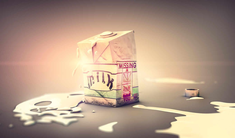 milk, you, пачки, missing, разлилось, package, разлитое, молока,