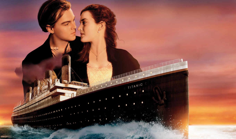 titanic, movie, winslet, кейт, уинслет, леонардо,