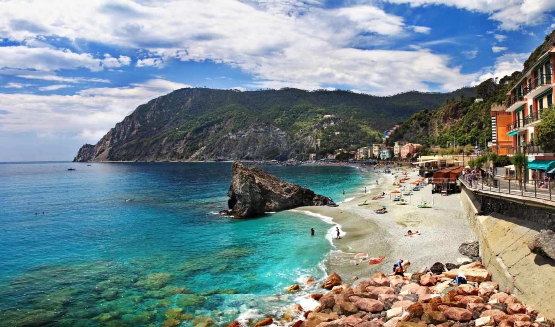аль, mare, monterosso, italy, cinque, terre, italian, море,