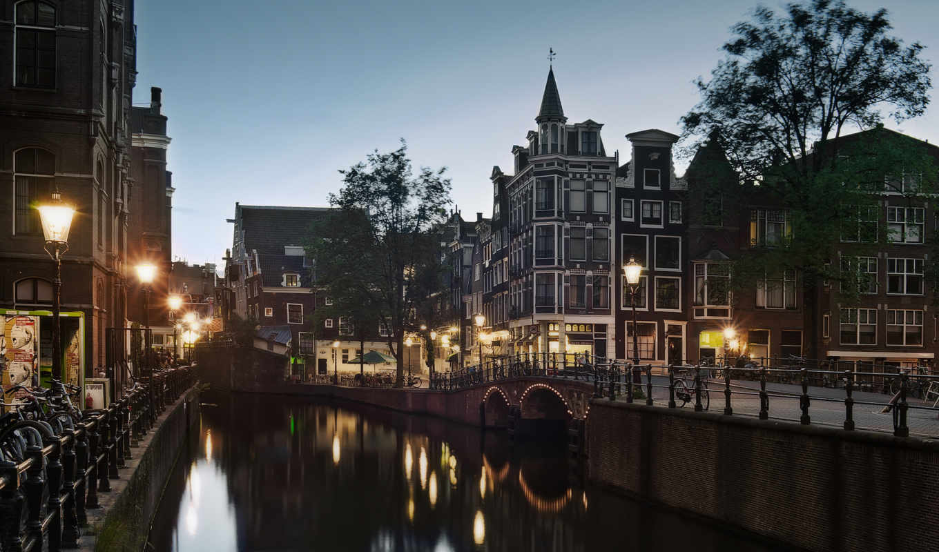 amsterdam, holland, building, browse,